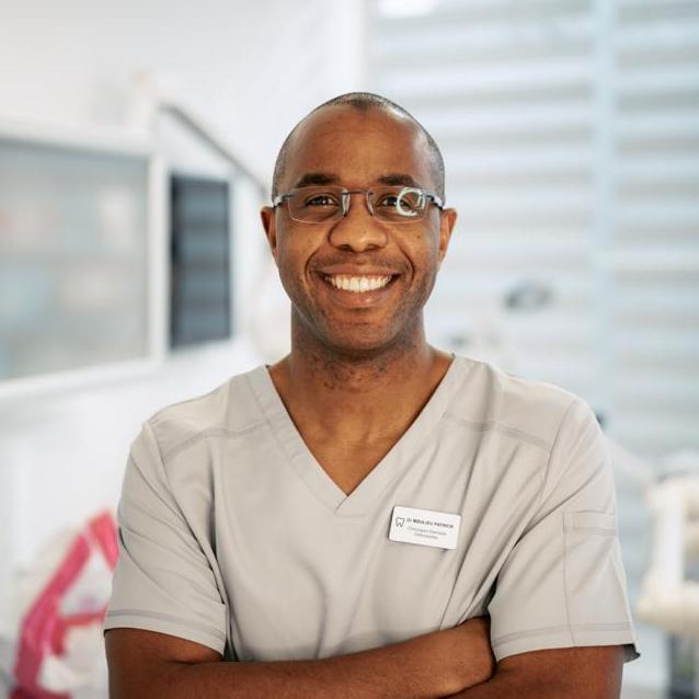 Dr Patrick Mbiajeu